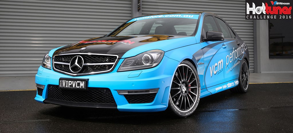 VCM Performance Mercedes-Benz C63 AMG: Hot Tuner 2016