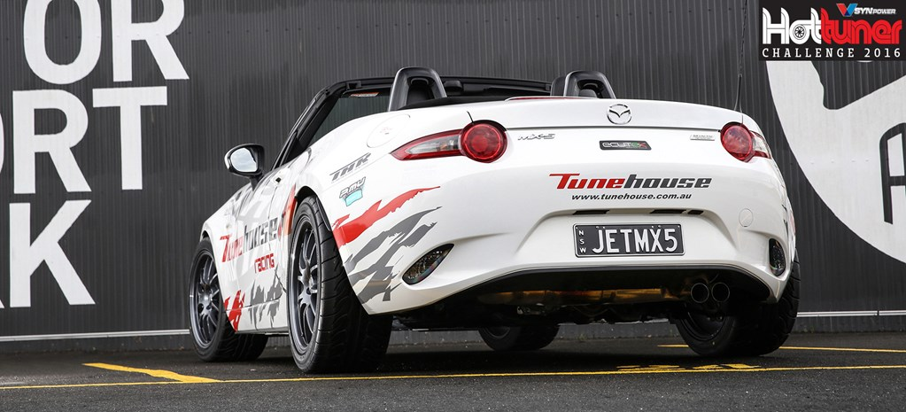Tunehouse Mazda MX-5 ND: Hot Tuner 2016