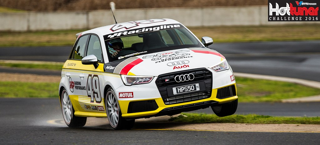 Hot Tuner 2016 8th place: Harding Performance Audi S1