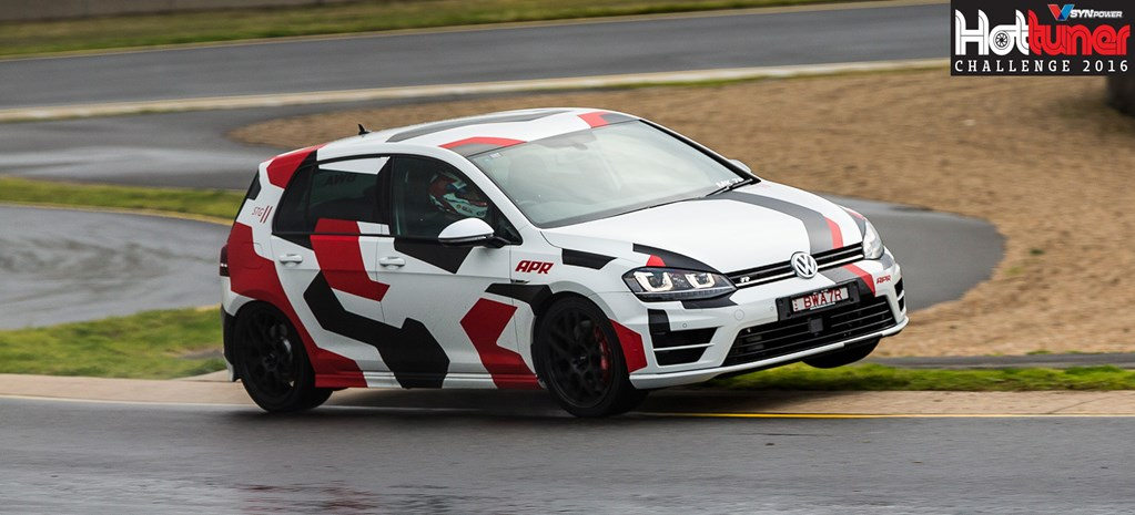 Hot Tuner 2016 4th place: BWA Auto VW Golf R