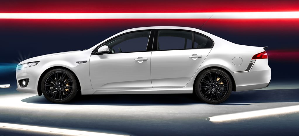 Ford Falcon 2016 >> People S Performance Car Of 2016 Ford Falcon Xr6 Sprint