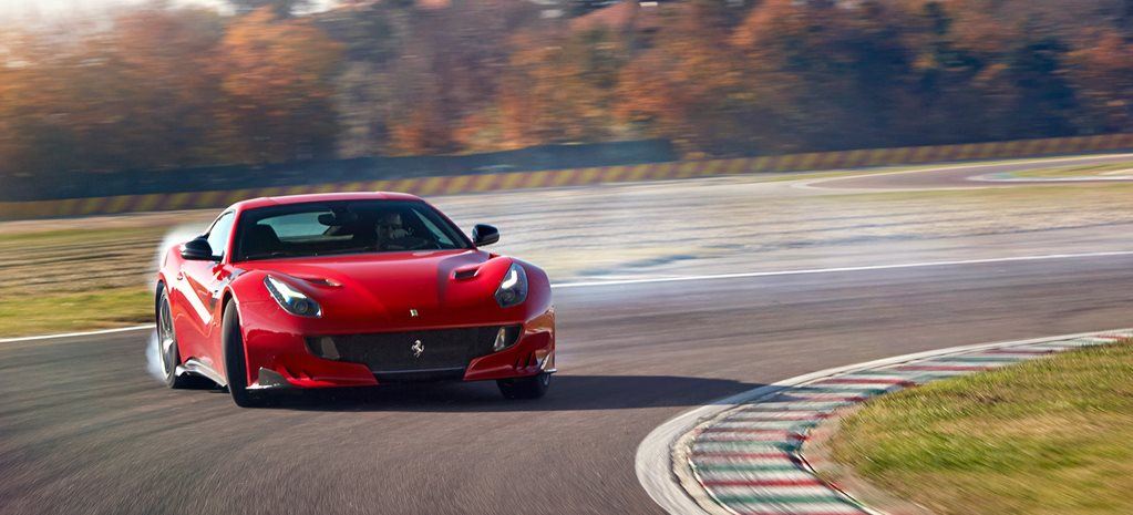 Scariest Car of 2016: Ferrari F12TDF