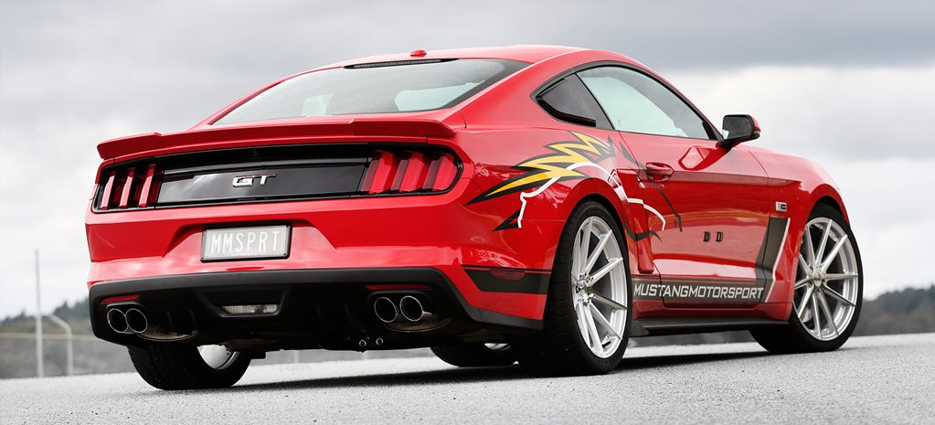 Ford Mustang: Handling Upgrade Guide