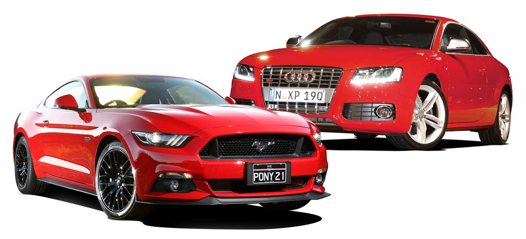 New vs Used - Ford Mustang GT vs 2007 Audi S5