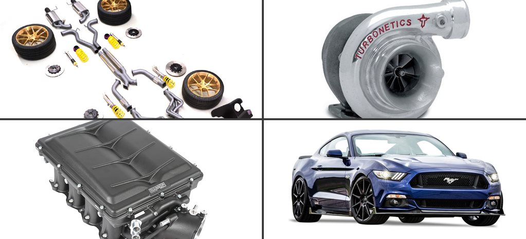 Ford Mustang Tuning Goodies: $10K-$25K