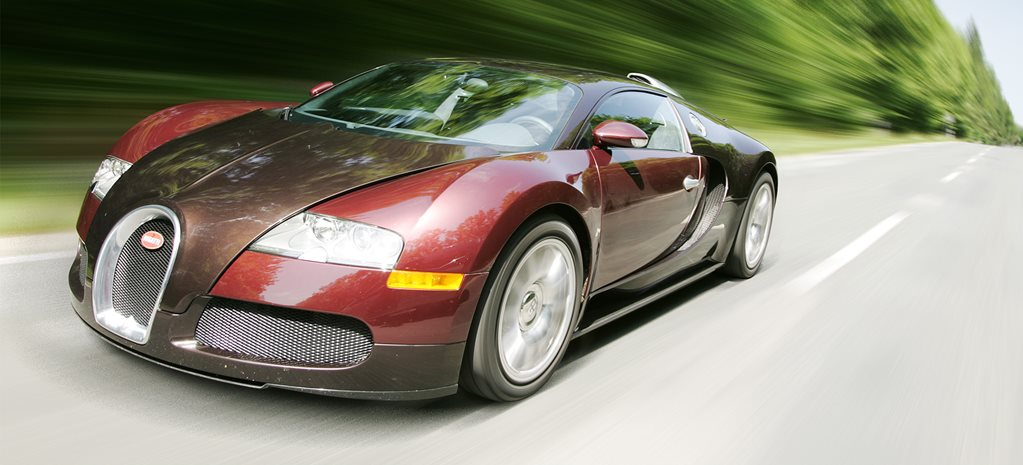 Bugatti Veyron Secrets Revealed