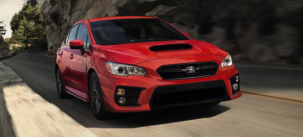 2018 Subaru WRX and WRX STI revealed