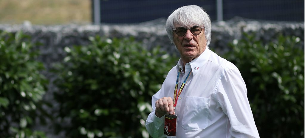 Bernie Ecclestone replaced as F1 boss