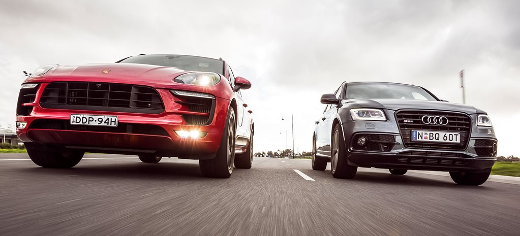 Audi SQ5 Plus vs Porsche Macan GTS