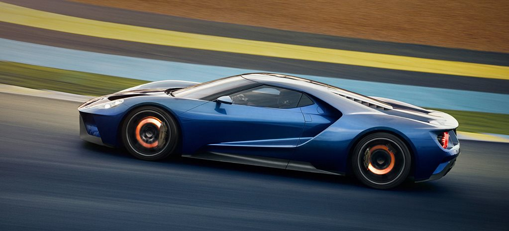Ford GT specifications revealed