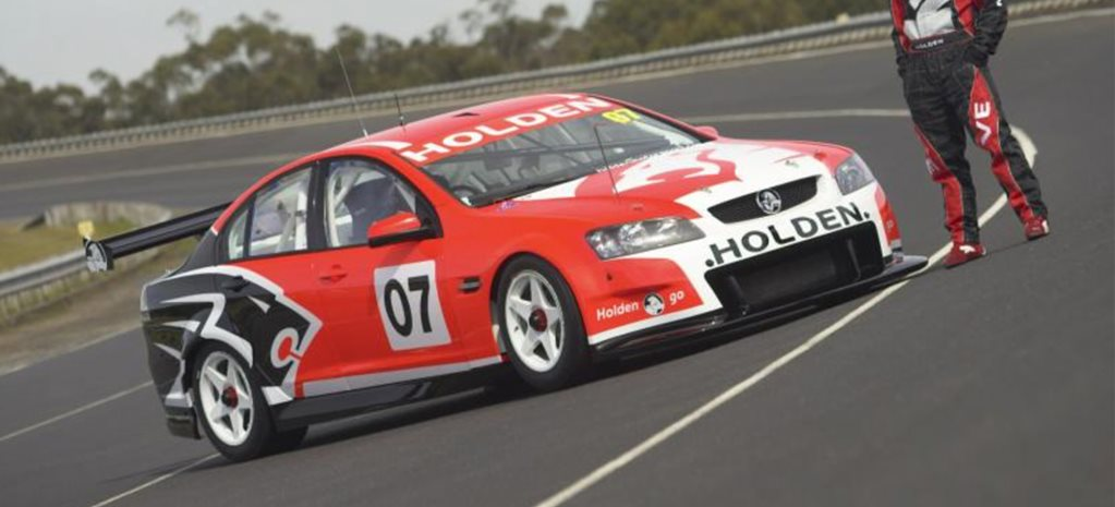 VE Commodore prototype for V8 Supercars hits market