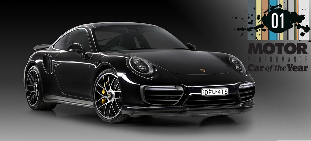 Porsche 911 Turbo S: 2017 Performance Car of the Year Winner