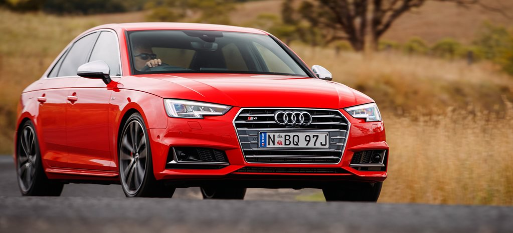 2017 Audi S4 review