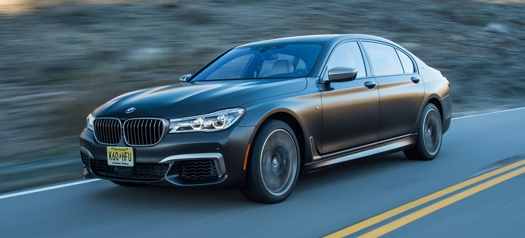2017 BMW M760Li xDrive: first drive