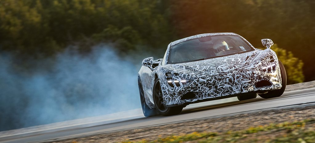 McLaren '720S' performance stats revealed