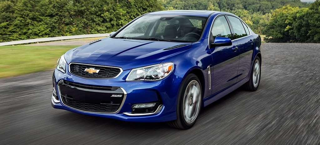 Orders close for Chevrolet SS