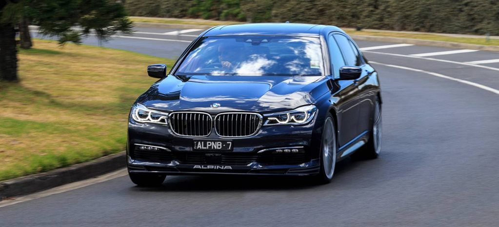 BMW Alpina B7 launches from $370K
