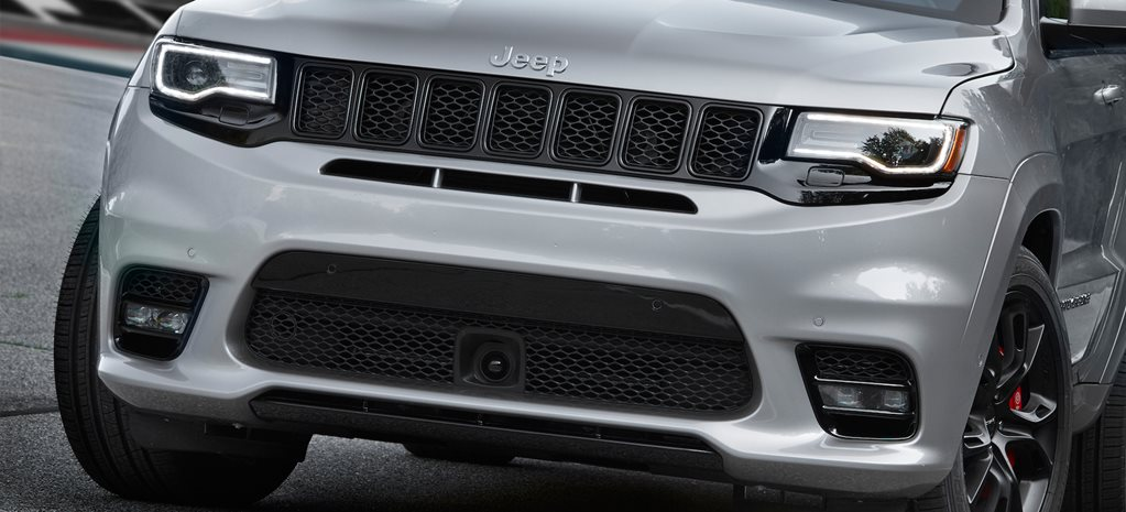 Jeep to reveal Grand Cherokee Trackhawk at New York Auto Show