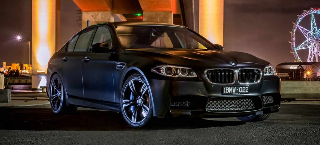 BMW F10 M5 ceases production