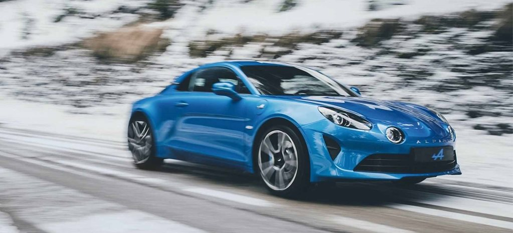 2018 Alpine A110 revealed