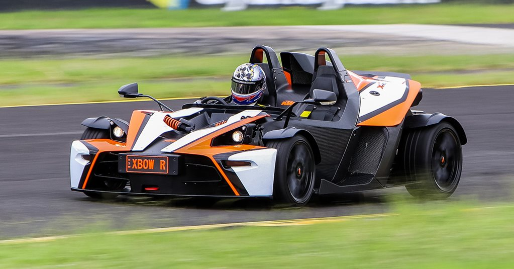 KTM X Bow available in Australia cover
