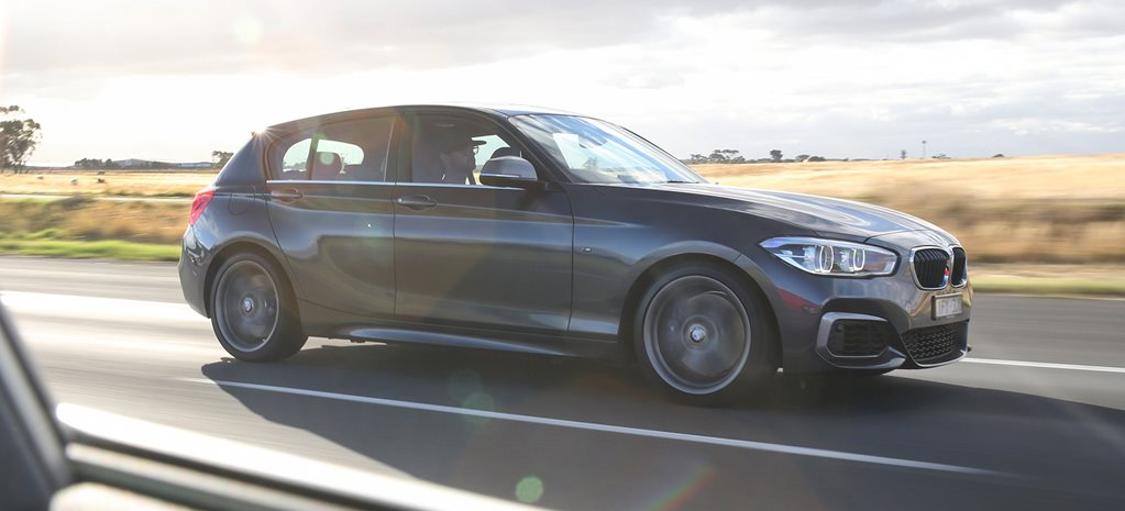 2017 BMW M140i review cover