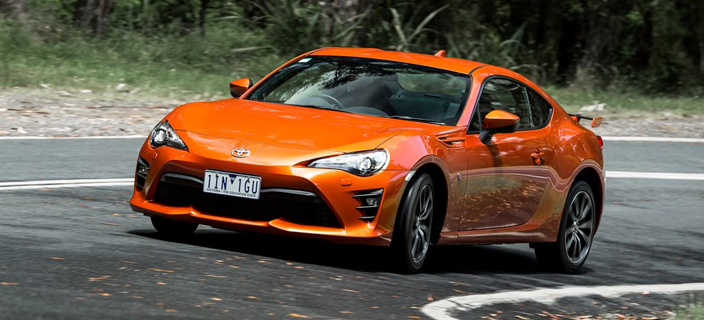 2017 Toyota 86 GTS cover