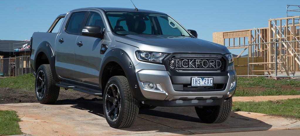 Tickford Ford Ranger quick review cover