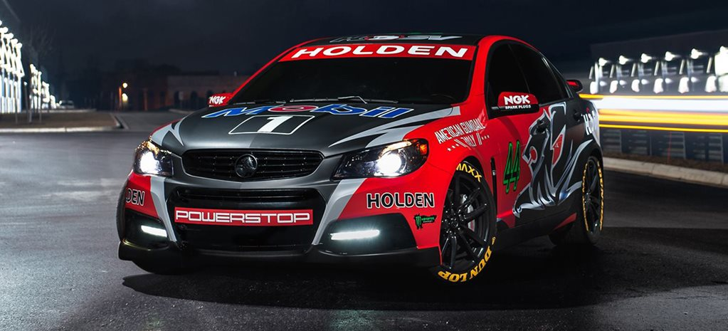 US Chevrolet SS owner adopts V8 Supercars livery cover