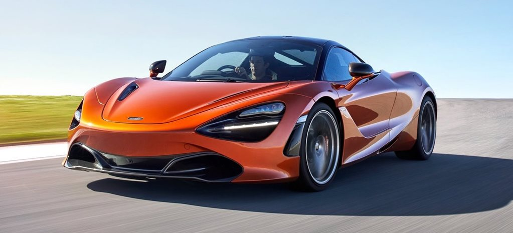 McLaren 720S local pricing revealed cover