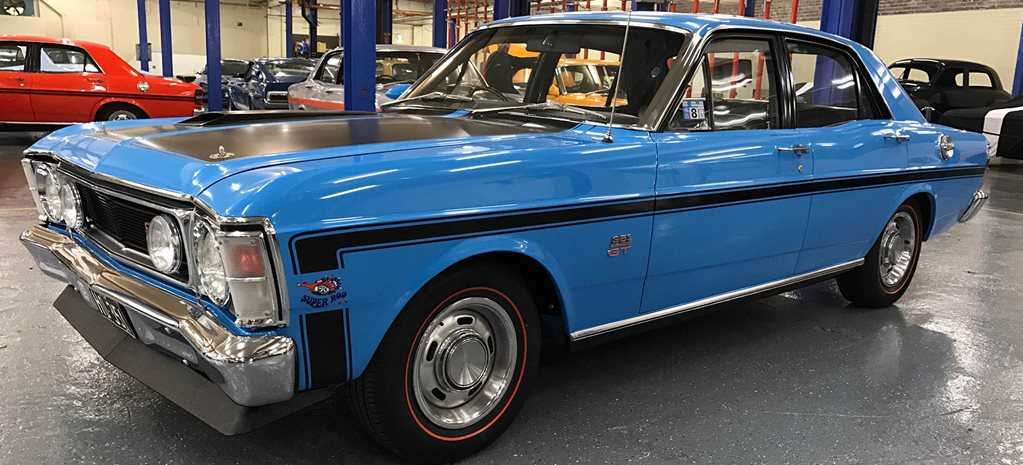 Ford Falcon GT HO Phase II sells for 500K cover