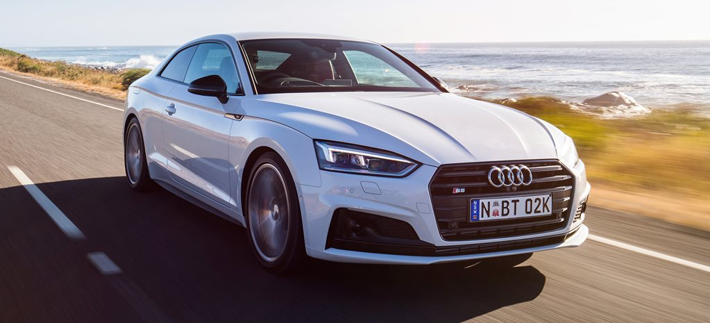 2017 Audi S5 review cover