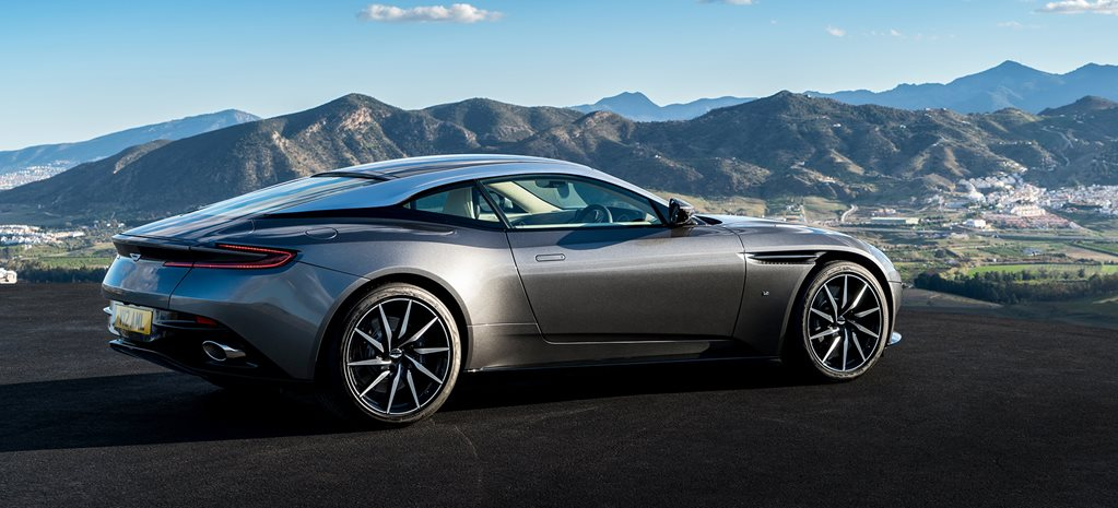 Aston Martin DB11 rear cover
