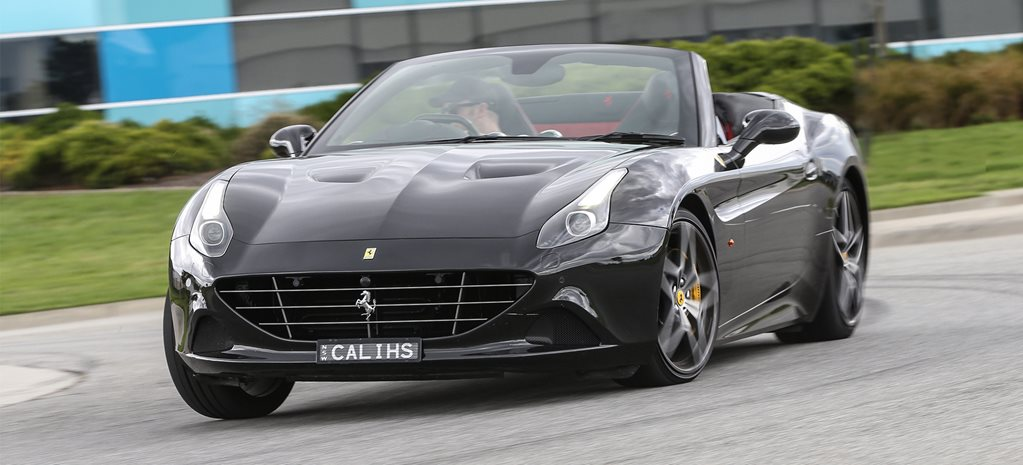 2017 Ferrari California T HS cover