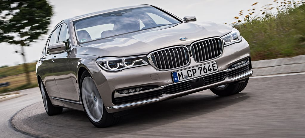 2017 BMW 740e iPerformance quick review cover