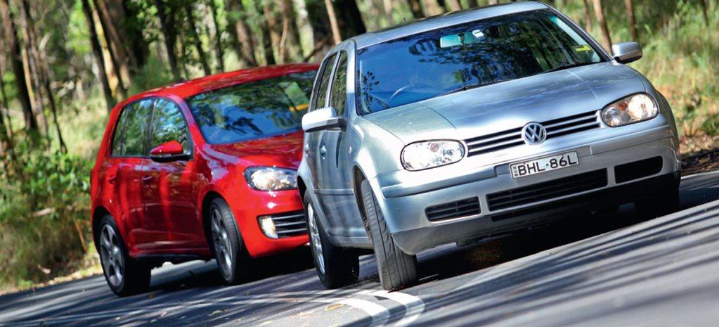 Wrx Vs Gti >> Volkswagen Golf Mk IV GTI vs Mk VI GTI comparison review
