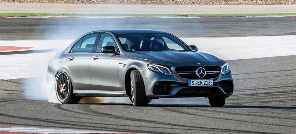 Mercedes AMG E63 pricing announced cover