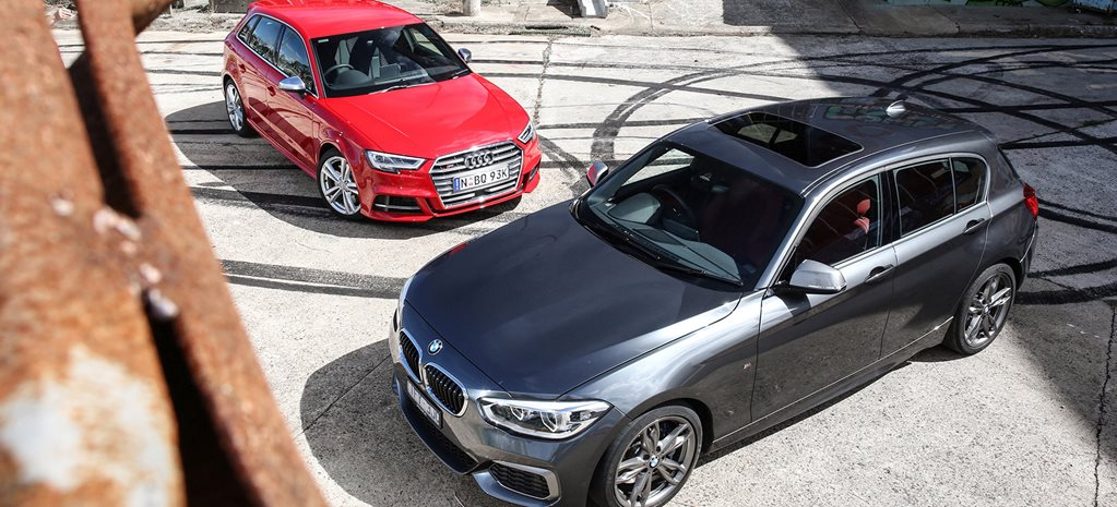 audi s3 vs bmw m140i cover 2