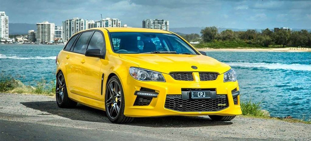 One Off Hsv Gts Tourer