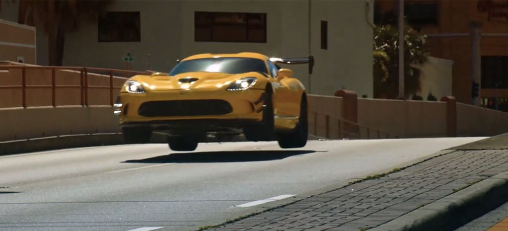 dodge viper airbourne
