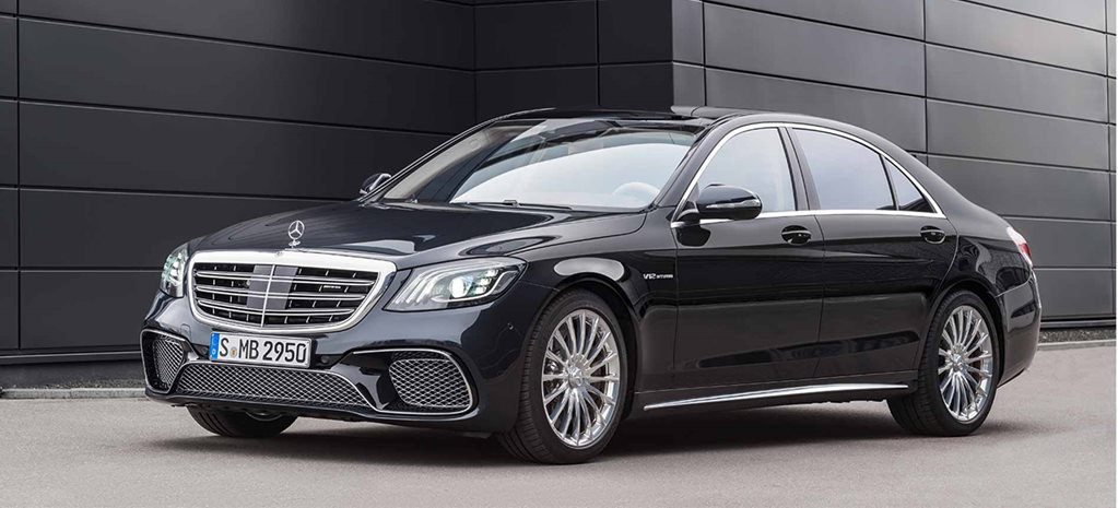 2018 Mercedes AMG S65 cover