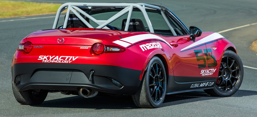 Mazda MX 5 Cup