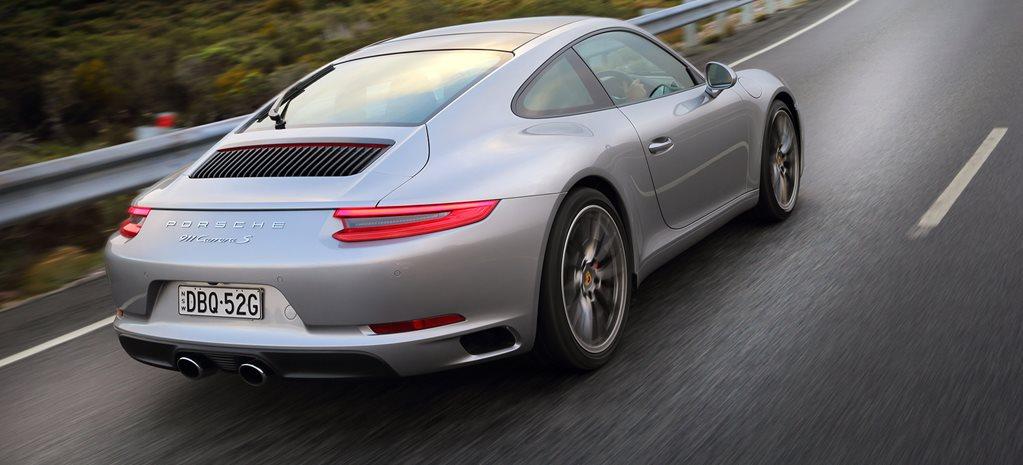 Porsche Carrera S >> 2017 Porsche 911 Carrera S Manual Quick Review