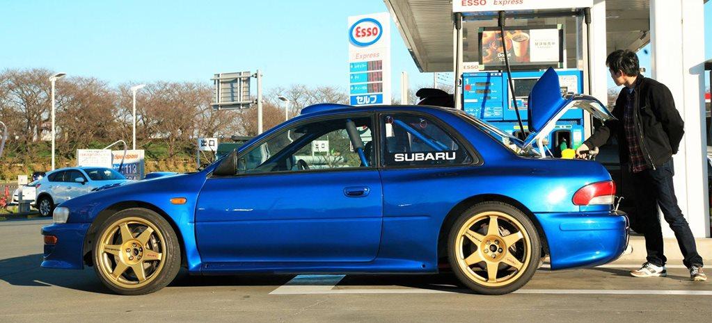 Ex Wrc Subaru Impreza Daily Driver