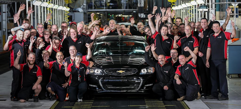 Final Chevrolet SS built 2