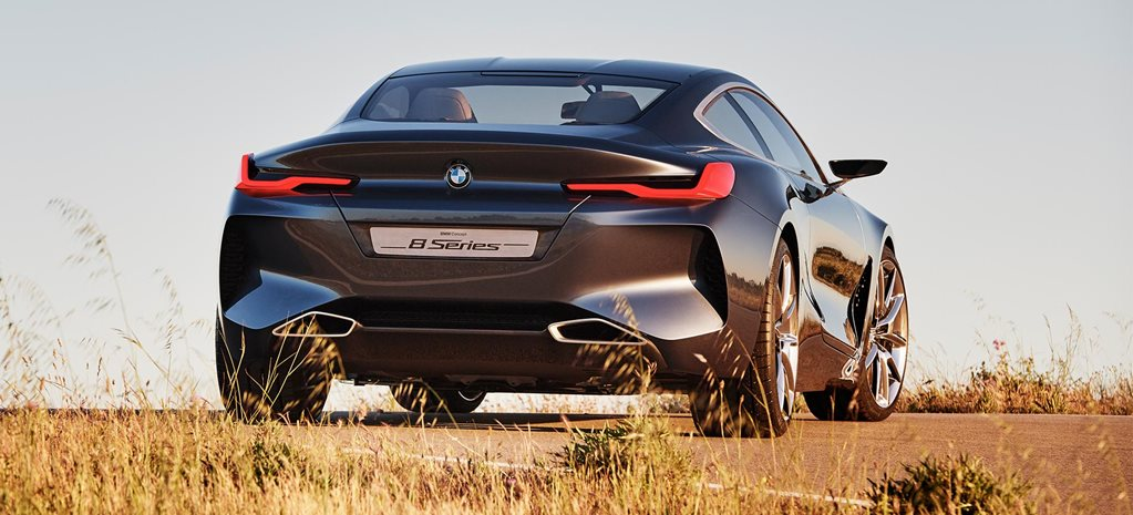 BMW 8 Series concept other