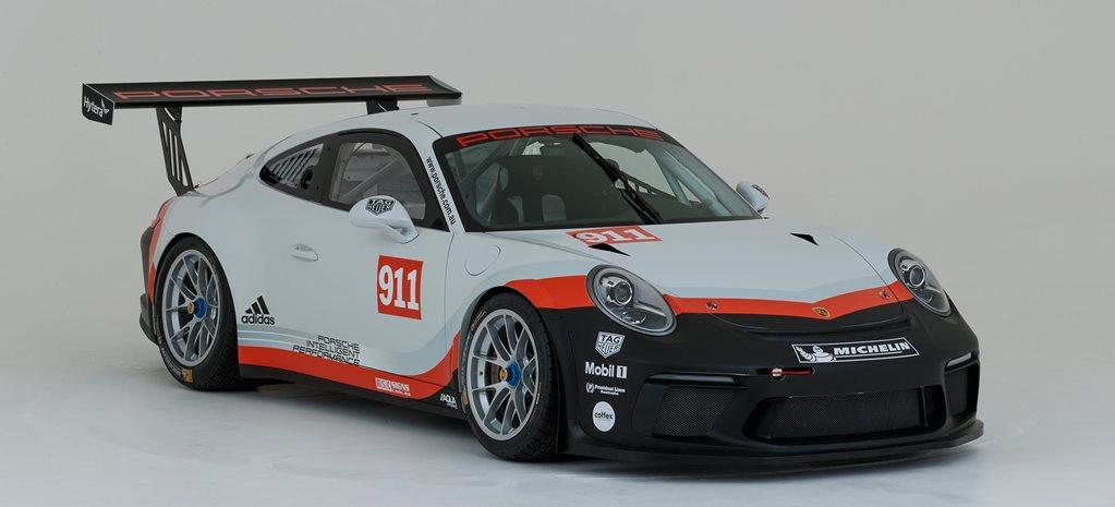 New Porsche 911 GT3 Cup car launched on car mercedes-benz cls-class, car porsche panamera, car ferrari 458,