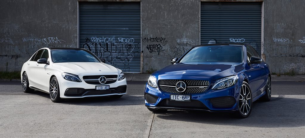 Mercedes-AMG C43 vs C63 long term review 5
