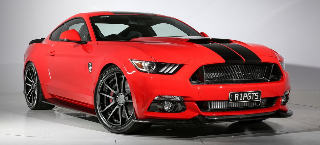 CSV MUSTANG Corsa Special Vehicle