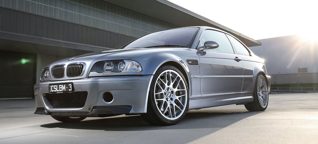 30 years of bmw m3 e46 csl. Black Bedroom Furniture Sets. Home Design Ideas